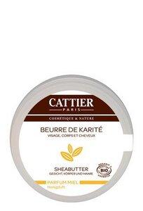 Sheabutter mit Honigduft - Cattier