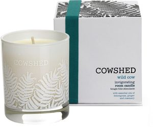 Wild Cow Invigorating Room Candle - COWSHED