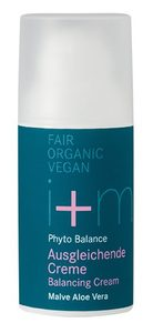 Phyto Balance Ausgleichende Creme Malve Aloe Vera - I + M Naturkosmetik