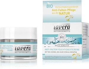 Basis Sensitiv Anti Falten Feuchtigkeitscreme - Lavera