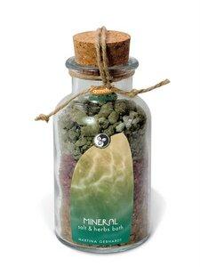 MINERAL Salt & Herbs Bath - Martina Gebhardt