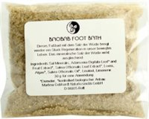 BAOBAB Foot Bath - Martina Gebhardt