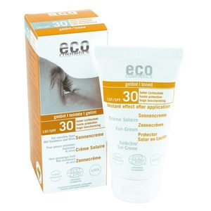 Sonnencreme LSF 30 getönt - eco cosmetics