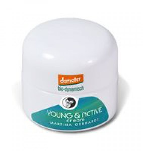 YOUNG & ACTIVE Cream - Martina Gebhardt