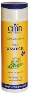 Teebaumöl Classic Waschgel - CMD Naturkosmetik