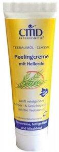 Teebaumöl Classic Peelingcreme mit Heilerde - CMD Naturkosmetik