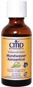 Teebaumöl Classic Mundwasser - CMD Naturkosmetik