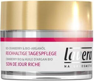 Bio Cranberry & Bio Arganöl Reichhaltige Tagespflege - Lavera