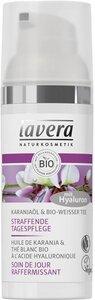 Karanjaöl Weißer Bio Tee Straffende Tagespflege - Lavera