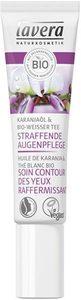 Karanjaöl Weißer Bio Tee Straffende Augenpflege - Lavera