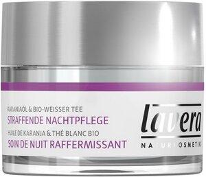 Karanjaöl Weißer Bio Tee Straffende Nachtpflege - Lavera