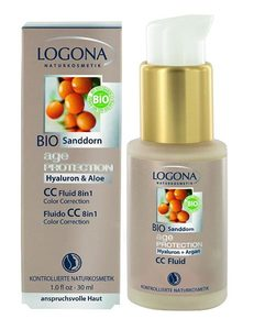 Age Protection CC-Fluid 8 in1 - Logona