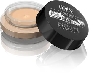 Natural Mousse Make up Ivory 01 - Lavera