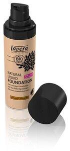 Natural Liquid Foundation Almond Caramel 06 - Lavera