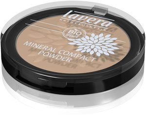 Mineral Compact Powder Ivory 01 - Lavera