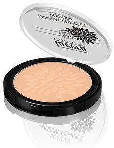 Mineral Compact Powder Honey 03 - Lavera