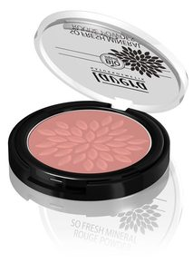 So fresh Mineral Rouge Powder Plum Blossom 02 - Lavera