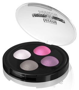 Illuminating Eyeshadow Quattro Lavender Couture 02 - Lavera