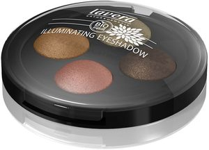 Illuminating Eyeshadow Quattro Indian Dream 03 - Lavera