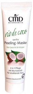 Rio de Coco Peeling Maske - CMD Naturkosmetik
