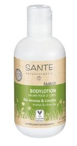 Family Bodylotion Ananas & Limette - Sante