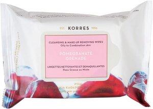 Pomegranate Reinigungs und Abschminktücher - Korres