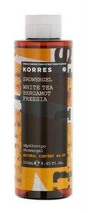 Duschgel White Tea Bergamot Freesia - Korres