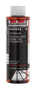 Duschgel Vetiver Root Green Tea Cedarwood - Korres
