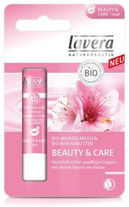 Lippenbalsam Beauty & Care Rosé - Lavera