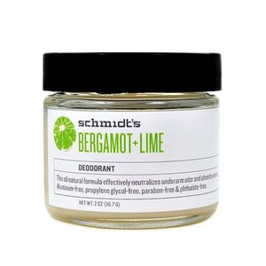 Bergamot Lime Deodorant - Schmidt's Deodorant