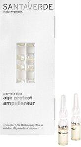 Aloe Vera Age Protect Ampullenkur - Santaverde