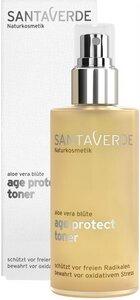 Aloe Vera Age Protect Toner - Santaverde