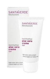 Aloe Vera Creme light - Santaverde