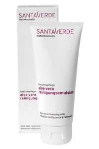 Aloe Vera Reinigungsemulsion - Santaverde