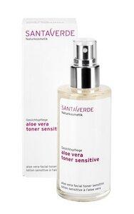 Aloe Vera Toner sensitive - Santaverde