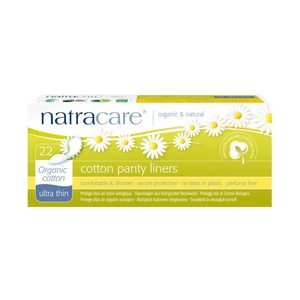 Panty Liners Ultra Thin - Natracare