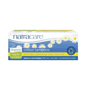 Tampons Normal - Natracare