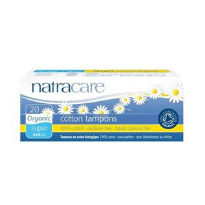 Tampons Super - Natracare