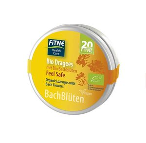 Bio Bachblüten Dragees Feel Safe - Fitne