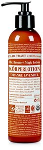 Körperlotion Orange Lavendel - Dr. Bronner's