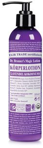 Körperlotion Lavendel Kokosnuss - Dr. Bronner's