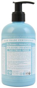 Sugar Soap Baby-Mild - Dr. Bronner's
