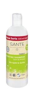 Family Jeden Tag Shampoo Bio Apfel & Quitte - Sante