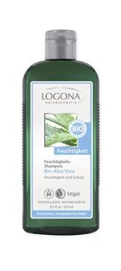 Feuchtigkeits-Shampoo Bio-Aloe Vera - Logona