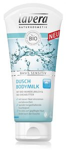Basis Sensitiv Dusch Bodymilk - Lavera