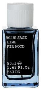 Eau de Toilette Blue Sage Lime Fir Wood für Herren - Korres