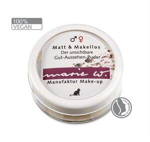 Puder Matt & Makellos für Frauen und Männer - Marie W