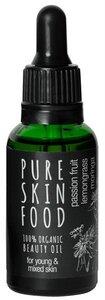Bio-Beauty Öl - Für junge Haut & Mischhaut - PURE SKIN FOOD