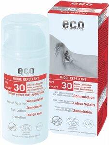 Sonnenlotion LSF 30 mit Mückenschreck - eco cosmetics