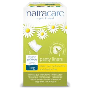 Panty Liners Long - Natracare